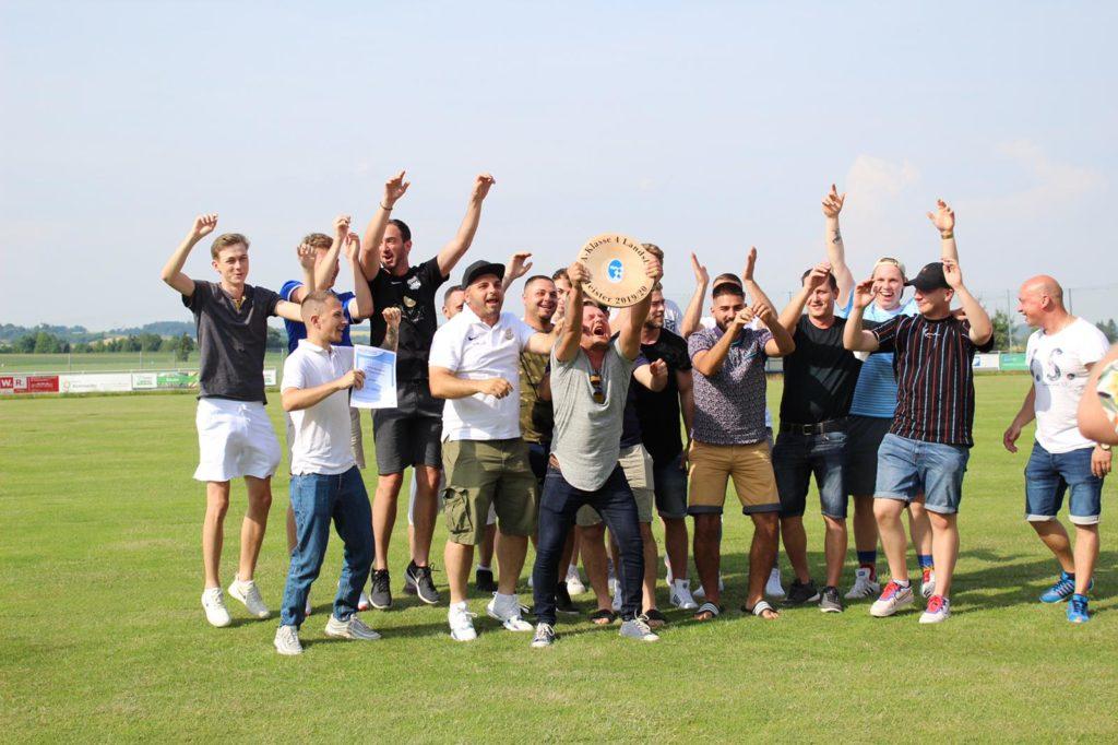 Herrenfussball – SV Altheim steigt in die Kreisklasse auf
